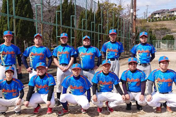 Shizuoka様 野球ユニフォームオーダー事例 - 野球ユニフォーム UNIO